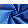 Blue Colour Swimwear Fabric 80 Nylon 20 Spandex Fabric For Sports for sale