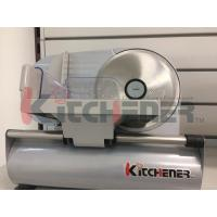 Wholesale Electric Food Slicer 9 Inch Blade , Stainless Steel Cheesecake Cutter Slicer Commercial Grade from china suppliers
