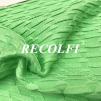 Buy cheap Polyester Spandex Hyosung Functional Yarns Recycled Mesh Fabric Rex Textile from wholesalers