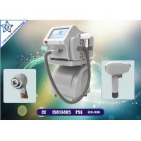 Wholesale 1200W Diode Laser Hair Removal / Skin Tightening Machine For Beauty Salon from china suppliers