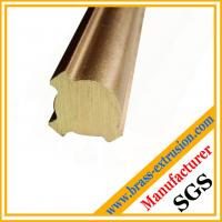 Wholesale brass extruded rods from china suppliers