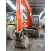 Wholesale Used Wheel Excavator Hitachi EX160WD from china suppliers