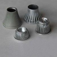 Wholesale Aluminium Casting of LED streetlight housings,Light Screw Socket Die Casting from china suppliers