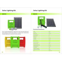 Wholesale Solar Lighting Kit-Series DS0345 from china suppliers