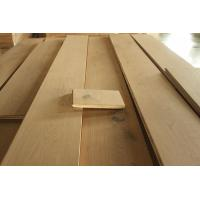 Wholesale unfinished Oak wide plank flooring from china suppliers