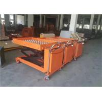 China Self Propelled Scissor Man Lift Platform Automatic Pit Protection System on sale