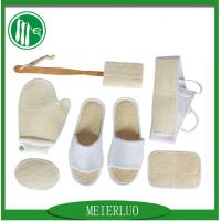Wholesale Wholesale Hotel & Home Loofah Bath Sponge Set from china suppliers