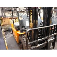 Wholesale Hangzhou  forklift 4ton  , used forklift 5T forklift from china suppliers