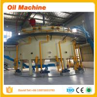 Wholesale high capacity good quality canola oil press machine cold press oil solvent extraction mill from china suppliers