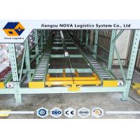 Wholesale Adjustable Selective Live Pallet Storage , Long Span Shelving For Temporary Storage from china suppliers
