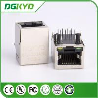 KRJ-003ANL cat5 RJ45 Ethernet connector with Transformers , High Performance
