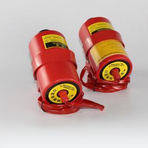 Wholesale 0.16kg Aerosol Fire Extinguishing Generators / Portable Aerosol Fire Extinguisher from china suppliers