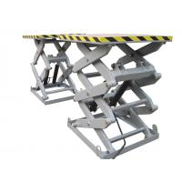 5000mm Height Stationary Hydraulic scissor lift table 5000Kg for Work Shop , Theatre