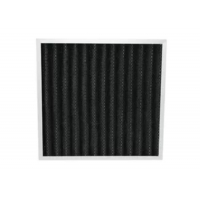 Wholesale Eliminate Peculiar Smell Pleated Panel Activated Carbon Deodorizer Air Filter from china suppliers