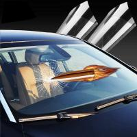 China Security Transparent Tint Film BulletProof Safety Glass Protective Film for sale