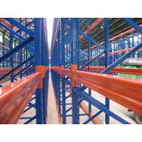 Custom 500kg - 4000kg/level Heavy Duty Racking Easy Assembly and Disassembly