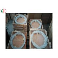 ASTM A494 CZ100 Ni 718 Nickel Alloy Casting Part / Investment Vacuum EB 3534