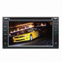 """Wholesale Car DVD/GPS, 2-DIN fixed panel/7""""car MP5 player/no deck/with radio/USB/SD/touchscreen/iPod compliant from china suppliers"""
