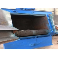 Wholesale 0.3t/H Stainless Steel Pipe Fittings Q324 Shot Blasting Machine from china suppliers