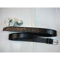 China New Style Mens Genuine Leather Belt on sale