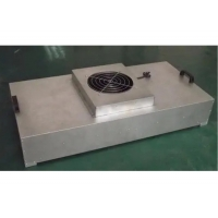 Wholesale Clean Room Fan Filter Unit FFU Air Cleaning Equipment Corrosion Resistance System Control from china suppliers