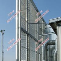 Wholesale Decorative Aluminum Expanded Metal Mesh Screens/PVDF coated aluminum expanded metal mesh from china suppliers
