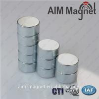 Wholesale D3x3mm small neodymium magnet for jewelry from china suppliers