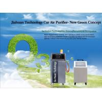 Wholesale portable Negative Ion Generator Car Air Purifier ionizer with ozone device from china suppliers