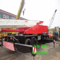 Wholesale TADANO crane  NISSAN  DIESEL  TG-500E  USED CRANES from china suppliers