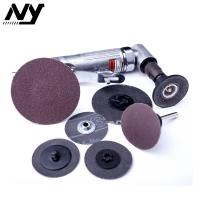 Wholesale Surface Conditioning Roloc Abrasive Disc  2 Inch  Resin Bonded To The Backing from china suppliers