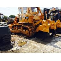 Used Japan madedozer  CAT D7G bulldozer with ripper, best condition! for sale