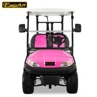 Wholesale Battery Powered Custom Electric Golf Carts Vehicle Four Wheeler ADC Motor from china suppliers