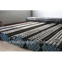 ASTM A214 ASME SA214 welded Boiler Seamless Carbon Steel Tube , GB9948 10 20 12CrMo 15CMo