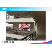 Wholesale IP65 P6 High Resolution Outdoor Advertising LED Display 27777 Pixel / Sqm from china suppliers