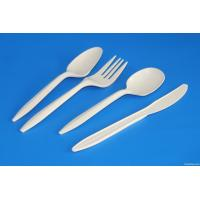 Wholesale PLA plastic spoon,biodegradable plastic ice cream spoon from china suppliers