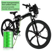 Wholesale Professional Battery Powered Bicycles Foldable Electric Powered Mountain Bike from china suppliers