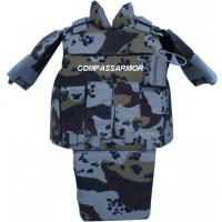 Wholesale NIJ0115.00 I / II Military Soft Bulletproof Stab Resistant Vests / Jacket from china suppliers