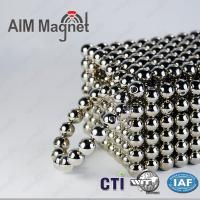 Wholesale Excellent Strong Neodymium NdFeB Magnet Ball from china suppliers