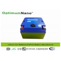 Wholesale Safe Deep Cycle Rechargeable 12vLithiumIonBatteryPack for Motorcycle from china suppliers