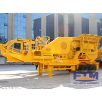 China Portable Crushing Plants For Sale/Mobile Crushers Made In China on sale