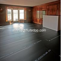 Wholesale PP corrugated plastic sheet for floor protection from china suppliers
