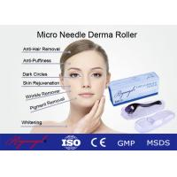 Wholesale Body Slimming / Anti wrinkle Stainless steel Micro Needle Derma Roller from china suppliers
