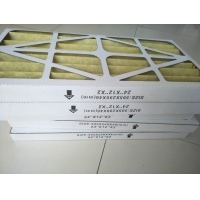 Wholesale Metal Frame Primary Effect Folding Screen Air Filter 11kw from china suppliers