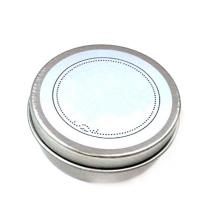 Wholesale Eco-friendly metal material tin round lip balm containers from china suppliers