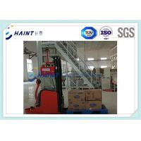 China High Efficiency Low Noise Auto Guided Vehicle For Paper Mill / Pulp Mill for sale