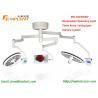 ZW-700/500DV Medical Operation Illumination Three Arm Shadowless Ceiling LED for sale