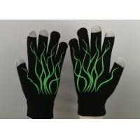 Wholesale Skeleton Printng Working Hands Gloves Ecological Textile Fabric OEM Accepted from china suppliers