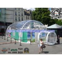 Wholesale Large Trade Show Inflatable Clear Tent Bubble Dome Tent For Display Event from china suppliers