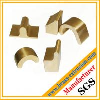 Wholesale Brass sanitary parts extrusion profile from china suppliers