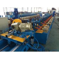 Awning Tube Round Pipe Roll Forming Machine For Sunshade Curtain System